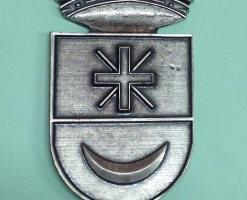 Medalla de sobremesa del Ayuntamiento de Sedavi