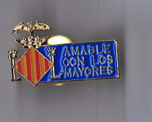 Pin Ayuntamiento de Valencia